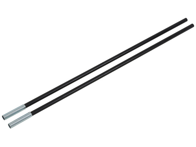 CAMPZ Fiberglass Rod with Sleeve 13mm/0,65m 2-pack